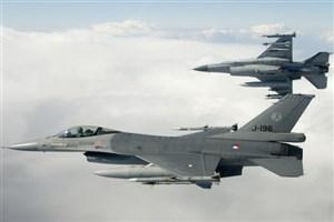 خروج نیروهای هوایی هلند از ائتلاف ضد داعش