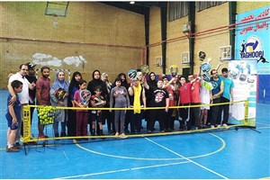آغاز تمرینات ورزشی دانش آموزان معلول مدارس استثنایی  برای ایجاد تیم ملی