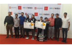 Lahijan SAMA IAU Students to Compete in WRO 2018