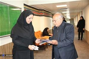 انتصاب رئیس دانشکده شیمی دارویی دانشگاه علوم پزشکی آزاد اسلامی تهران