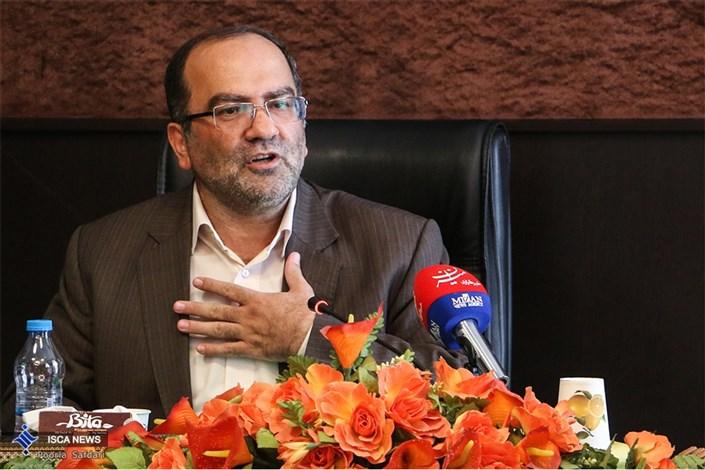 نشست خبری مدیرکل زندان های استان تهران