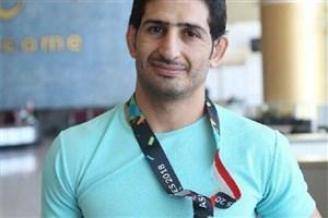 مدال برنز جاکارتا در رشته کوراش به دانشجوی واحد شیروان رسید
