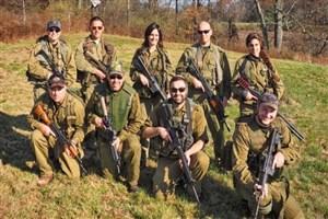 فعالیت گروه شبه نظامی یهودی شمشیر گدعون در آمریکا