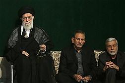دومین شب مراسم عزاداری حضرت اباعبدالله الحسین (ع) در حسینیه امام خمینی(ره)