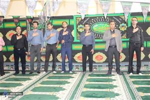 دانشگاه آزاد اسلامی واحد بیضا میزبان عزاداران تاسوعای حسینی شد