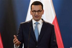حمایت لهستان از سیاست های آمریکا
