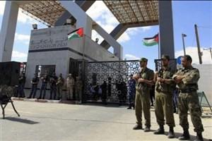 مرزهای فلسطین بسته شدند