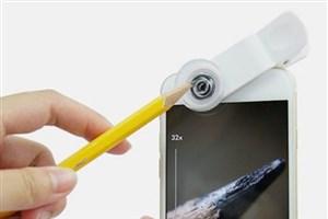 تلفن همراه خود را به میکروسکوپ تبدیل کنید
