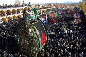 شور عاشورایی مردم یزد ازشبکه پرس تی وی به نمایش درمیآید