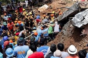افزایش شمار تلفات توفان «مانگهوت» در فیلیپین