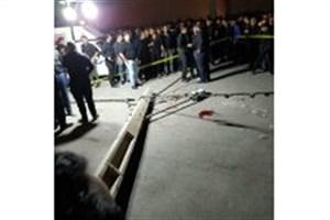 تیر برق  روی دسته سینه زنی سقوط کرد/ یک نفر کشته و دو نفر مجروح شدند