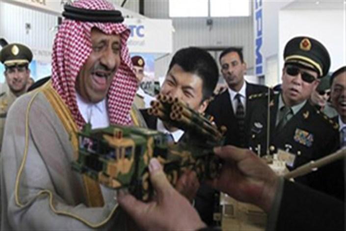 آلمان به عربستان سلاح می فروشد