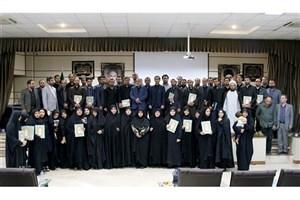 رتبه دوم آموزشکده سما بوشهر در ارزیابی فعالیتهای فرهنگی سازمان سما