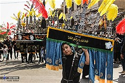 Imam Hussein, the Symbol of Resistance Against Oppressors / In Photo