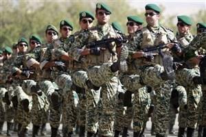 رژه نیروهای مسلح  در سراسر کشور
