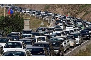 ترافیک سنگین در هراز و کندوان/جاده چالوس یکطرفه میشود