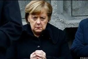 کاهش بیسابقه محبوبیت «آنگلا مرکل» در آلمان