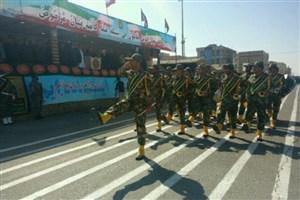 حمله تروریستی به مراسم رژه نیروهای مسلح در اهواز