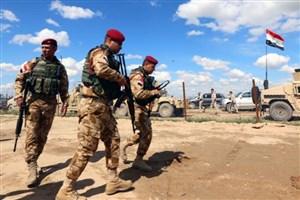 برج ارتباطی داعش در موصل کشف شد