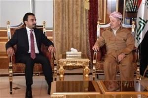 رئیس مجلس عراق با «بارزانی» دیدار کرد