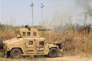 عملیات ارتش عراق علیه مواضع داعش آغاز شد