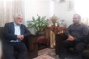 طهرانچی:  دانشگاه آزاد اسلامی، تجلیل و قدردانی از مدافعان حرم را وظیفه خود میداند