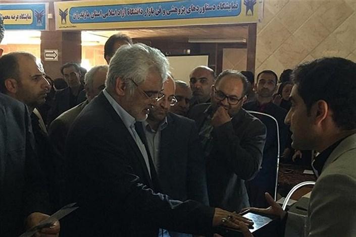 دکتر طهرانچی بازدید ساری