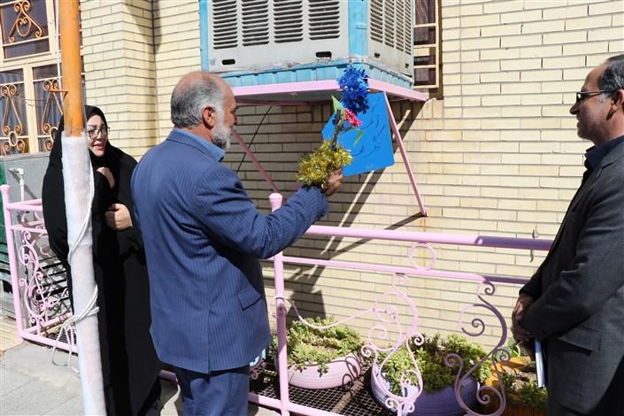 زنگ مهر در مدارس سما دانشگاه ازاد اسلامی واحد زاهدان نواخته شد