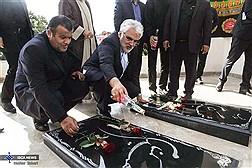 دیدارهای رئیس دانشگاه آزاد در سفر به مازندران