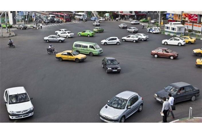 ممنوعیت تردد خودروهای حمل کالا
