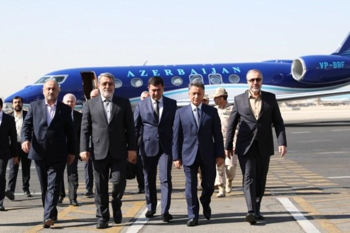 وزیرکشور جمهوری آذربایجان درتهران