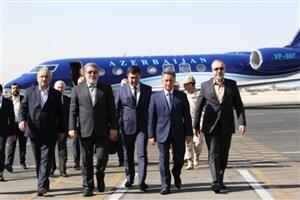 وزیر کشور آذربایجان وارد تهران شد