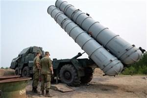 تحویل سامانه های اس-300 به سوریه