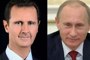 تماس تلفنی «پوتین» و «اسد»