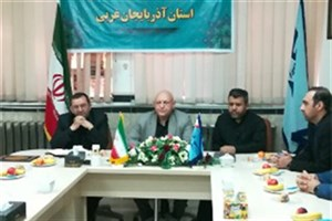 مراسم تکریم و معارفه رئیس سما واحد ارومیه برگزار شد