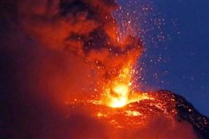 آتشفشان بزرگ ایسلند فعال می شود
