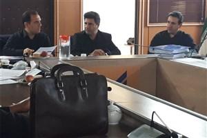 برگزاری پنجمین جلسه شورای پژوهشی استان سمنان به میزبانی واحد دامغان