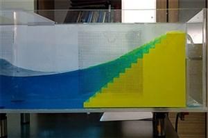طراحی و ساخت دستگاه پرتابل شبیهساز موج دریا با کاربرد آموزشی و پژوهشی