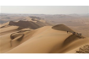 Lut Desert to Host the 3rd Iranian Silk Road Ultramarathon