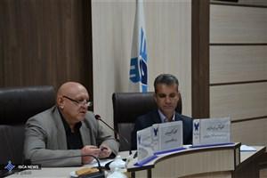 برگزاری شورای دانشگاه آزاد اسلامی آذربایجان غربی