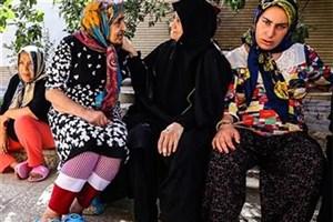 فرزندان مجنون  مادر 76 ساله  شهید «امیر هوشنگ خانمحمدی»+عکس