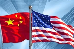 تیغ آمریکا روی رگ چین