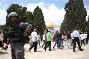 حمله دوباره صهیونیست های افراطی به مسجد الاقصی
