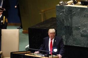 دروغ های ترامپ در سازمان ملل متحد در مقابل جهانیان