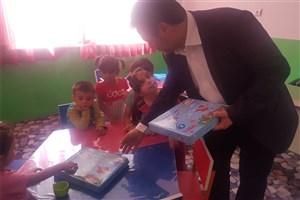 افتتاح   مهدکودک دنیای آرزوها درشهرستان ملارد