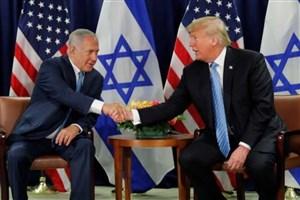آمریکا با تسلط امنیتی اسرائیل بر کشور فلسطین موافق است
