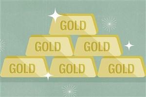 طلا در پایینترین قیمت شش هفته گذشته ایستاد