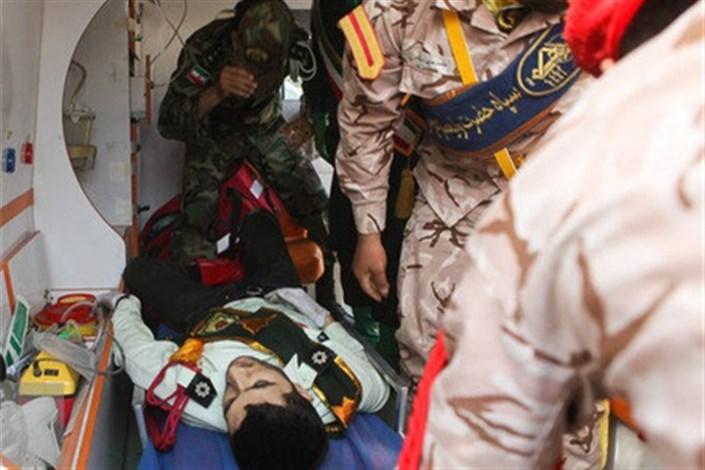 وضعیت مصدومان حادثه تروریستی اهواز