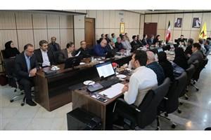تاکید بر نظارت و کنترل در محیط کار در نشست کمیته عالی ایمنی توزیع برق تهران بزرگ