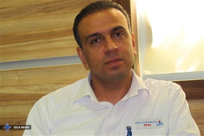 مهدی گرامی شیرازی، مدیر پالایشگاه دوم پارس جنوبی